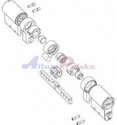 Wkładka Mul-T-Lock Classic Modułowa