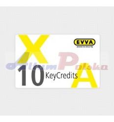 EVVA XESAR KeyCredit 10