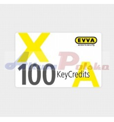EVVA AIRKEY KeyCredits 100